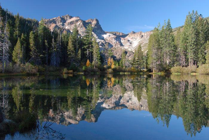 Sierra Buttes Sand Pond
