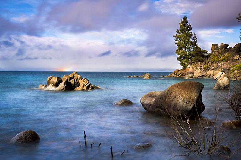 Logan Shoals Lake Tahoe