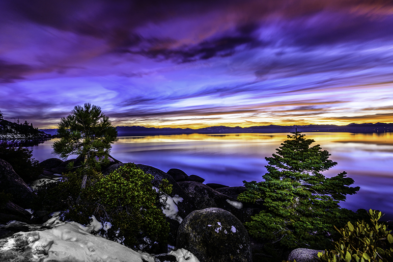 Magic of Lake Tahoe
