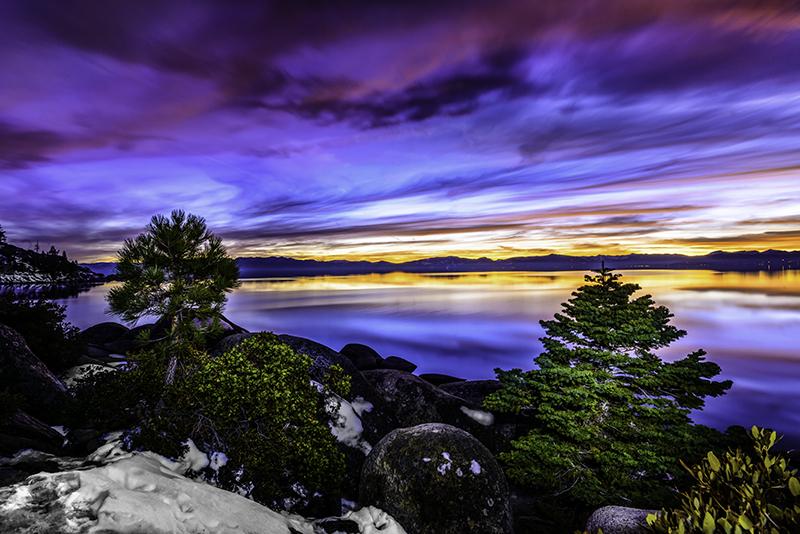 Magic of Lake Tahoe