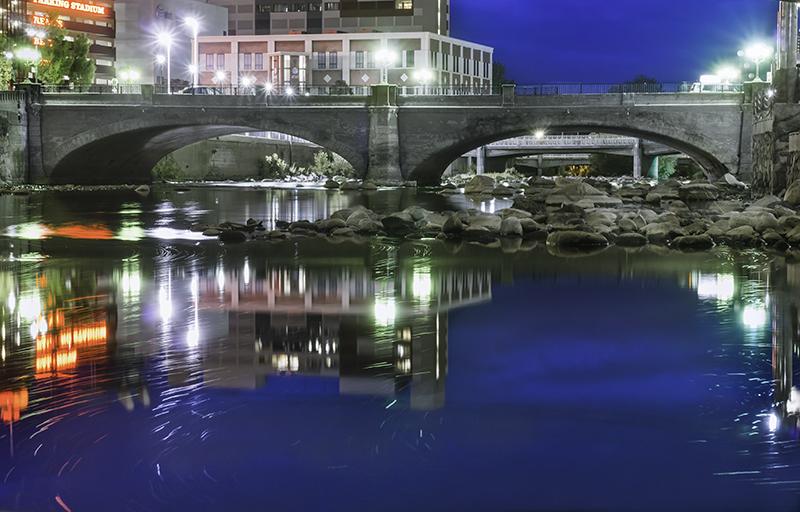 Virginia st bridge