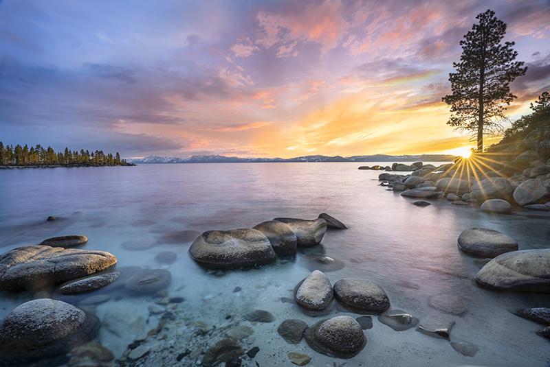 Nature's gift Lake Tahoe